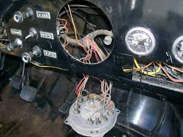 jeep cj7 speedometer installation jeepforum com speedometer wiring