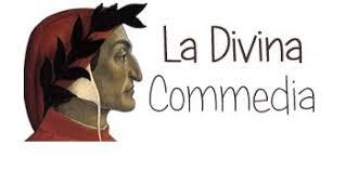 Risultati immagini per divina commedia logo