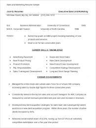Marketing Resume Template Simple Marketing Resume Formats Nmdnconference Example Resume And