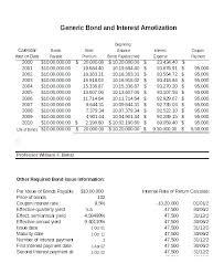 Free Loan Amortization Calculator Misdesign Co