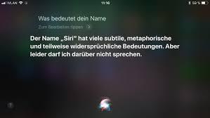 Lustige Siri Sprüche Ich Bin Eher Ein Freies Radikal