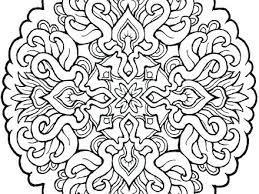 Easy Free Mandala Coloring Pages Mandalas Coloring Pages More