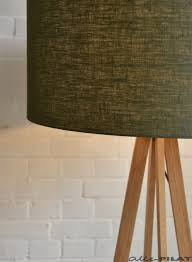 Bamboe Vloerlamp Green Met Linnen Kap Woonwinkel Alle Pilat