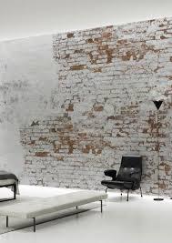 brick wall wallpaper white brick walls