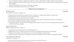 Grocery Store Assistant Manager Resume Examples Resumes Retail Sales New Retail Assistant Manager Resume