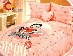 harga betty boop queen size bedding comforter 2 betty boop 5pc queen size