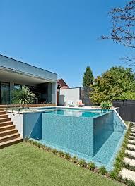 kew plunge infinity pool residential pools42 infinity