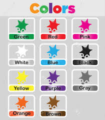 What i love the most about using flashcards with our kids is that they. Color Flashcards Printable For Kids Color Vocabulary Cards Royalty Free Cliparts Vectors And Stock Illustration Image 132506181