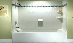 bathtub and surround replace bathtub with shower bathtubs cool tub surround trim ideas bathtub surround tile