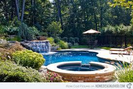 Pool Garden Design Gallery