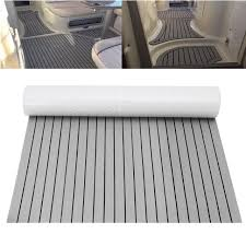 nice faux teak flooring inside floor 1200mmx2400mm eva foam sheet boat rv yacht synthetic
