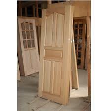 of doors unique solid panel door
