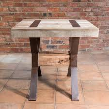 industrial style outdoor furniture. 2/4 Seater Industrial Style Rustic Elk Table Outdoor Furniture