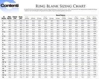 Affinitas Size Chart The Confident Bride