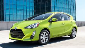 The 2016 Toyota Prius C Makes No Sense—And That's the Appeal - The ...