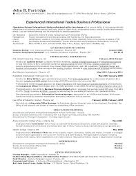 Resume For Customs And Border Protection Officer Customs Broker Resume Customs Broker Resume Brilliant Ideas Of Stock