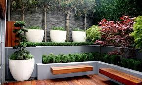 designer garden pots sustainable