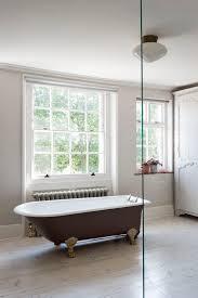 a claw foot tub featured in bathroom of the week a romantic london bath