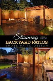 Small Backyard Lighting Ideas Appealing Patio Lighting Ideas Outdoor Decorating Photos Led