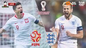 🔴LIVE เชียร์สด : โปแลนด์ พบ อังกฤษ | ฟุตบอลโลก รอบคัดเลือก โซนยุโรป -  YouTube