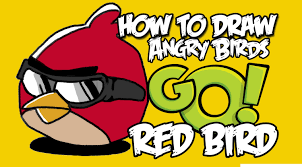 Angry Birds Go Drawing at GetDrawings