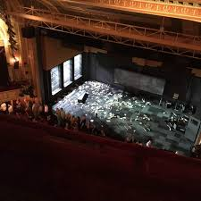 William Kerr Theatre Seating Chart Walter Kerr Theatre Section Balcony R Row B Seat 12 The