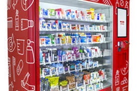 Stocking Vending Machines Extraordinary CVS Launches Health Wellness Vending Machines