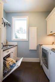 laundry hamper laundry room beach style with tip out storage tip out laundry beach style laundry room