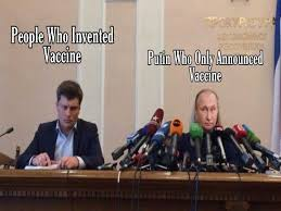 Larger number of doses available; Russia Is Preparing For Large Scale Covid 19 Vaccination And The Internet Explodes With Funny Memes About Potential Negative Effects