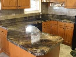 stained concrete countertop best 25 countertops within ideas plans 29 painting
