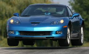 2009 Chevrolet Corvette ZR1 Tested & Compared with Z51, Z06 ...
