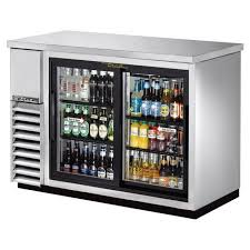 cooler with sliding glass doors stainless steel zoom true tbb 24 48g sd s hc ld 48