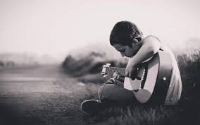 Lonely Boy With Guitar Wallpapers ...