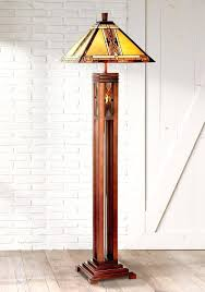 tiffany mission lamp medium size of floor style table lamps lamp base stained glass dale