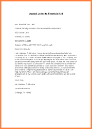 Ideas Collection How To Write A Merit Scholarship Appeal Letter ...