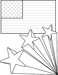 Usa Flag Coloring Page Flag Coloring Page Also Free Flag Coloring