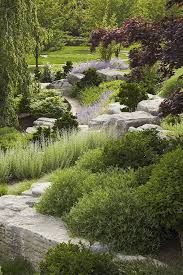 Small Picture 69 best Slopes and Hillsides images on Pinterest Hillside garden