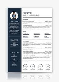 Web Designers Resume Template Word Templateword Free Download