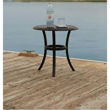 p557 706 ashley furniture tanglevale patio and garden end table