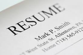 How To Create A Cv And A Resume Ncmic