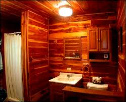 Cabin Bathroom Bathroom Lovely Inspiring Log Cabin Bathroom Ideas Home