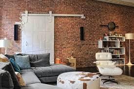 Arredamento salotto grande : Idee soggiorno grande: idee di soggiorno con pareti grigie.