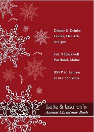 Company Christmas Party Invite Template Staff Christmas Party Invite Party Invitation Templates Images