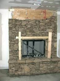 faux fireplace stone faux stone fireplace surround kits a faux fireplace stone home depot artificial interior faux fireplace