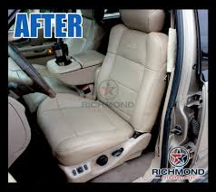 replacement seats for ford f150 lariat 2001 2002 ford f 150 lariat super crew leather seat