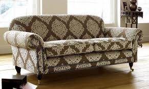 Pretty Popular Of Fabric Patterned Sofas With Dream   Printed Fabric Sofas C9