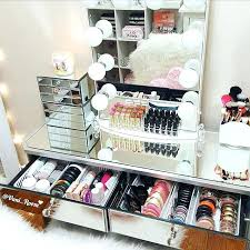 Remarkable Vanity Makeup Organizer Ideas Best inspiration