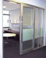 office sliding door. Interior Sliding Door Office S