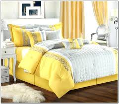 yellow and gray bedding sets yellow and gray bedding yellow gray and white bedding yellow and