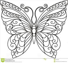 Butterfly Patterns Printable Simple Inspiration